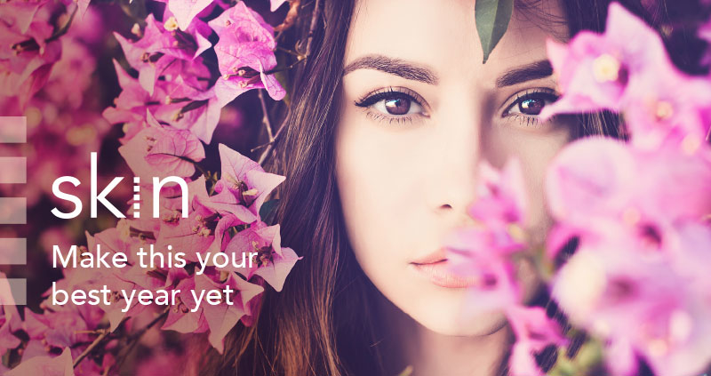 2019 - make it your best year yet with Skin at Bardon