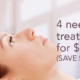 4 skin needling treatments for $500
